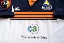 Classic Brumbies Rugby Shirts / Vintage authentic ACT Brumbies rugby shirts from the past 30 years. Legendary seasons and memorable moments of yesteryear. 100's of classic jerseys in store. Worldwide Shipping   Free UK Delivery