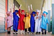 Graduate and Celebrate! / Graduations and special event ideas for preschool and beyond