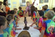 School Field Trips at Degas House / Educational Field Trips are offered to school groups at The Edgar Degas House.  Call 504-821-5009 or email tours@degashouse.com.  http://www.degashouse.com/promotions/field-trips-at-degas-house.htm / by Degas House