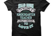Kindergarten Teacher Things