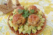 Krumplis főétel