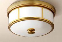 Hallway light options