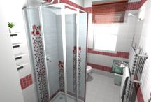 Arredo bagno / Soluzioni d'arredo per un bagno originale. Scelta dei pavimenti, sanitari, opere murarie.