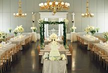 White/Ivory/Gold/Champagne Wedding Inspiration / White/Ivory/Gold/Champagne Wedding Inspiration
