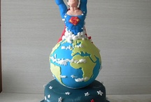 Kids cake ideas / by Kristen Oliver