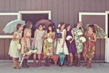 v i n t a g e  w e d d i n g  / vintage / boho / rustic / beachy wedding ideas
