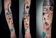 Tattoo Tangents