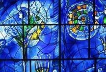 Chagall stained glass