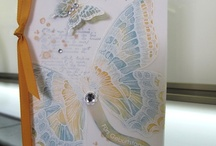 "Swallowtail / Stampin' Up!'s ""Swallowtail"" image is so breath taking."