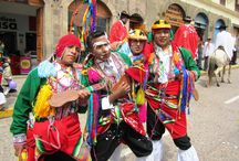 Fiestas / The February festival is one of Peru's most famous religious celebrations and is known for its elaborate costumes and vibrant dances.