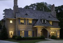 Dream House Exteriors by Spitzmiller & Norris  / by Spitzmiller& Norris
