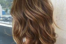 Saç renklerim