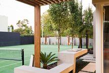 Tennis Court ideas