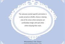 Wedding Italy tips