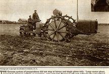 Tractors: Agricultural
