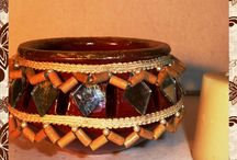 Earthen Base Collection / Handicrafts using earthen based designs