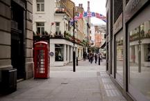 Visites à Londres