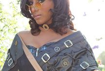 Steampunk Larp costume inspiration