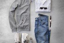 MAN'S CLOTHING / HEADS OF CLOTHING MEN