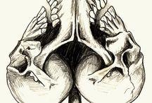 Skulls and love