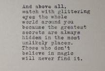 Quotes / by Krystina Britt