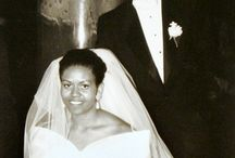 Michelle and Barack Obama / The First Family / by Vanessa Greene