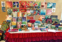 Ebi Emporium Craft Show Display Pics / by Julia Di Sano
