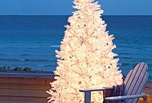 A Coastal Christmas / http://nauticalcottageblog.com/category/coastal-christmas/ / by Sally Lee by the Sea, LLC