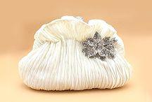 Fascinating Fascinators - Bridal Bags / Clutch Bags