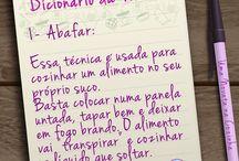 Dicionário da Novata