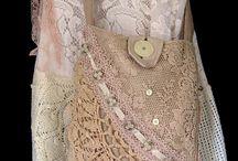 Inspirace móda, šály, krajky, filcování