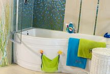 Clever storage ideas / There are many ways to save space in the bathroom, without costing a fortune.