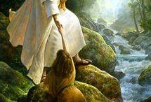 Paintings of the Savior