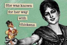 Feel the chicken love
