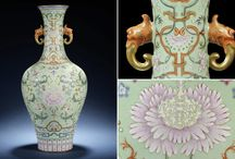 Chinese porcelain / Famille Rose