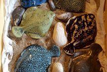 Fisk keramik