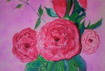 My  Watercolor Paintings