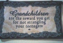 Grand Children Are Wonderful / by Dolores Young