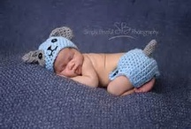 Crocheted Diaper Cover Sets / by Cindy Peistrack