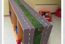 bilbana i förskolan