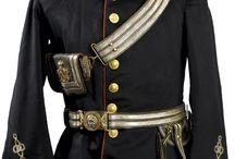 ドール服Boy・軍服、制服