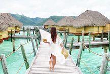 Tahiti travel inspiration