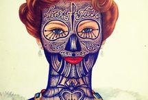 Ramon maiden tattoos