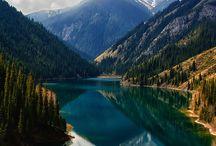 Казахстан. Хочу здесь побывать.