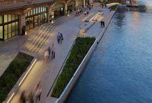 architectural promenade