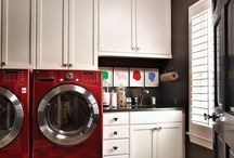 Laundry room ideas / by Irene Soliz