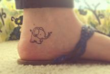 Tattoos / by Kristin Ward