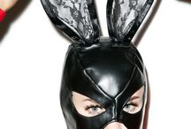 Bondage Bunnies / Fun pics of Bunnies in Bondage
