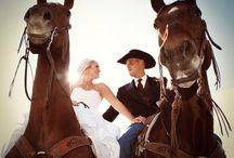 My western wedding