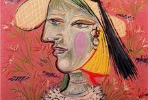 Picasso & Monet